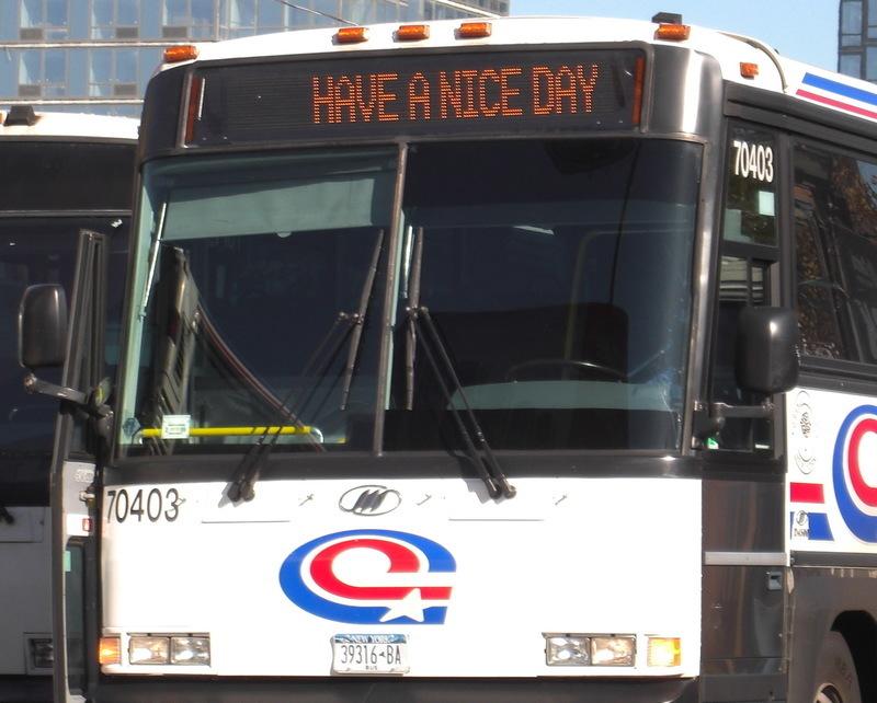 openbaar vervoer in New York City