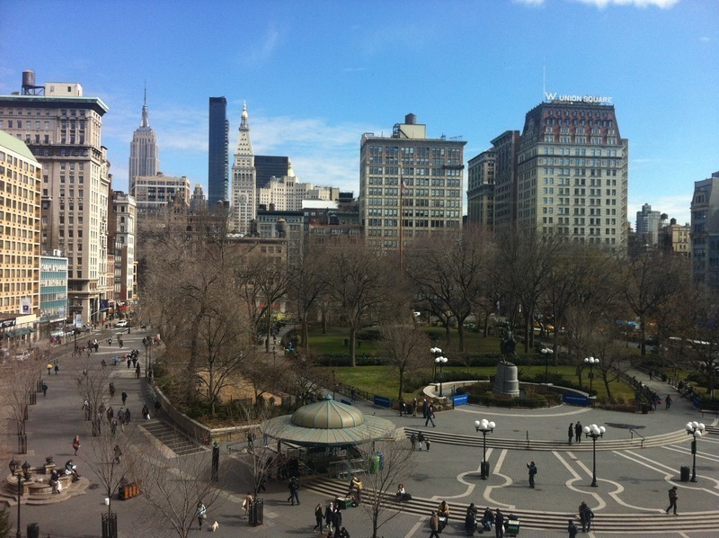 Union Square & Flatiron District