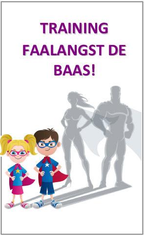 Brochure Faalangst de baas