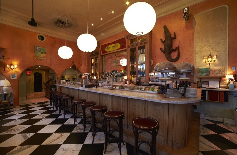 Cafe Gitane New York at The Jane Hotel