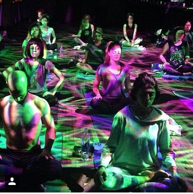 Deep House Yoga in Brooklyn, New York City