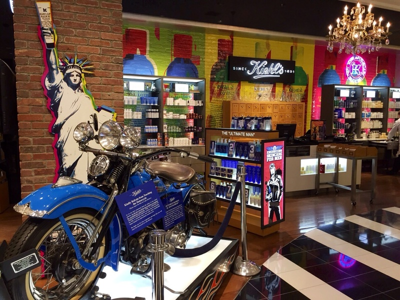 Kiehl's in Bloomingdale's New York City