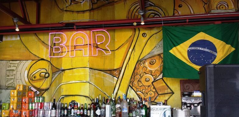 Anable Basin Bar