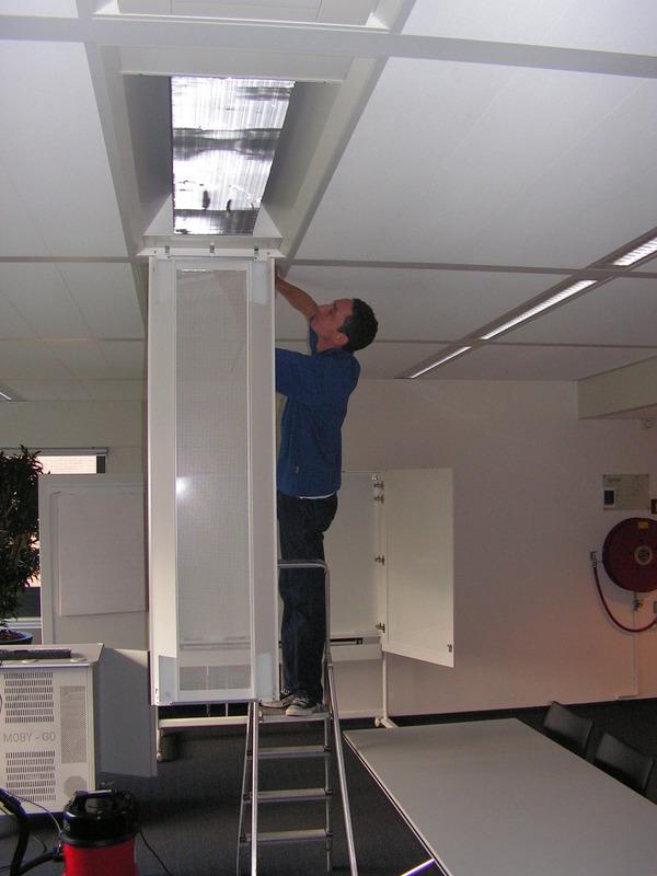Licht technisch onderhoud