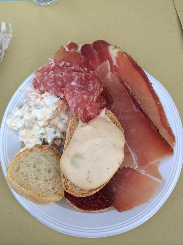 Hospitality en lunch verzorging
