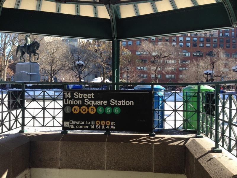 public transport New York City, subway, train, bus, trains