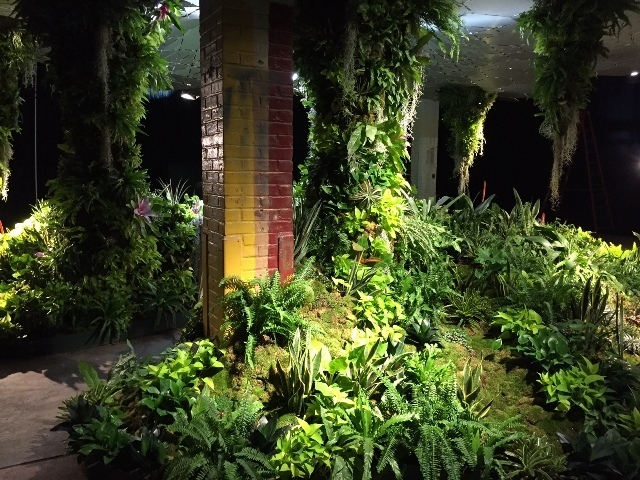 The Lowline Lab, the world's first underground park. Only in New York City ...