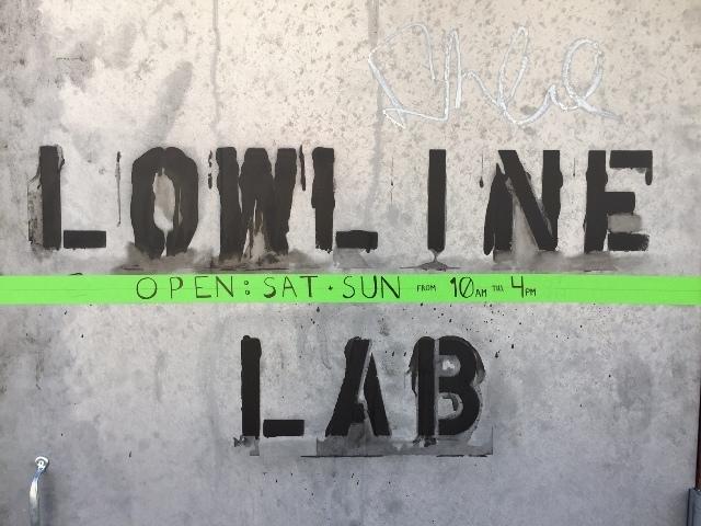 De Lowline Lab