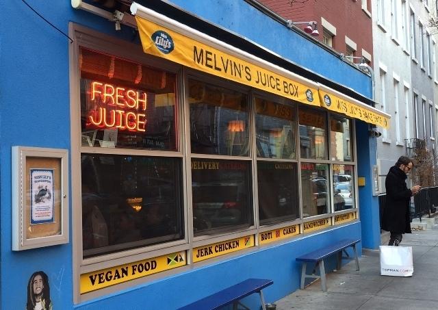 Melvin's Juice Box
