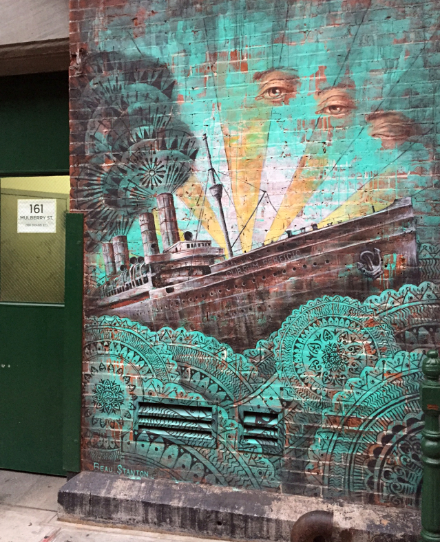 Newyorkcitytrippers - #Cursumperficio #Beaustanton #LISAproject #MulberryStreet