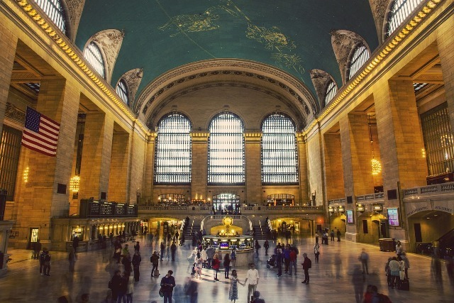 Proef Grand Central