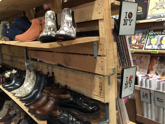 Newyorkcitytrippers at The Market NYC snakeskin boots
