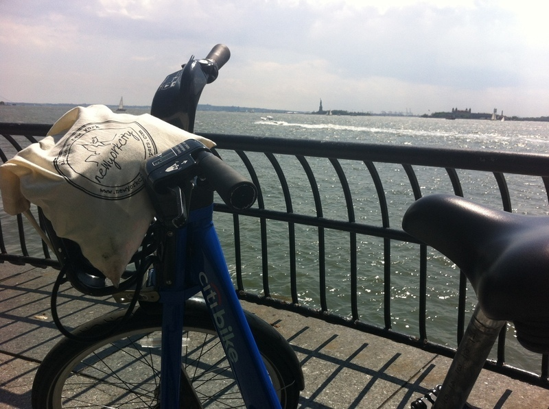 Citybike in New York City