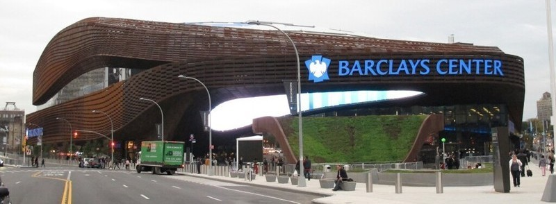 Barclays Center Brooklyn New York City