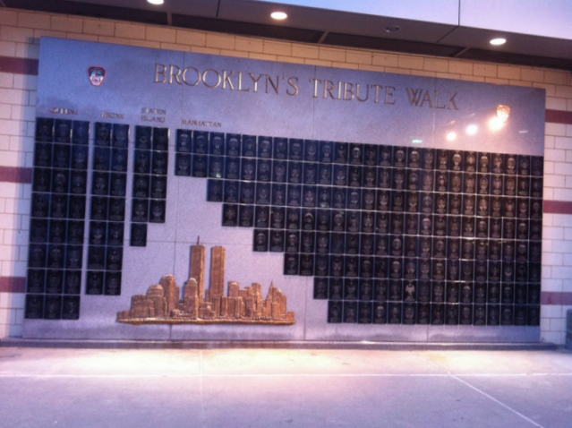 Brooklyn's Wall of Remembrance