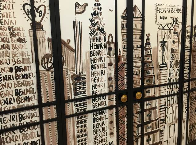 Henri Bendel in New Yorjk City