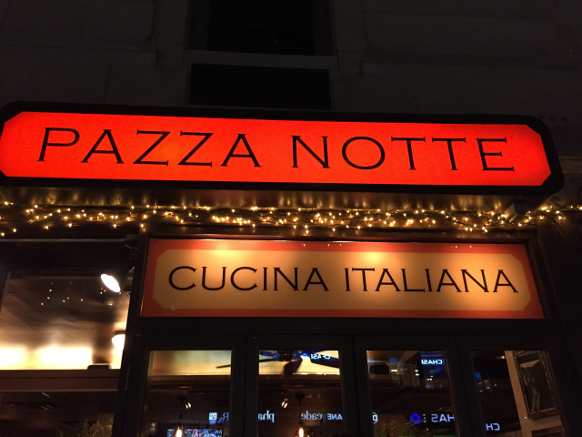 Pazza Notte in New York City