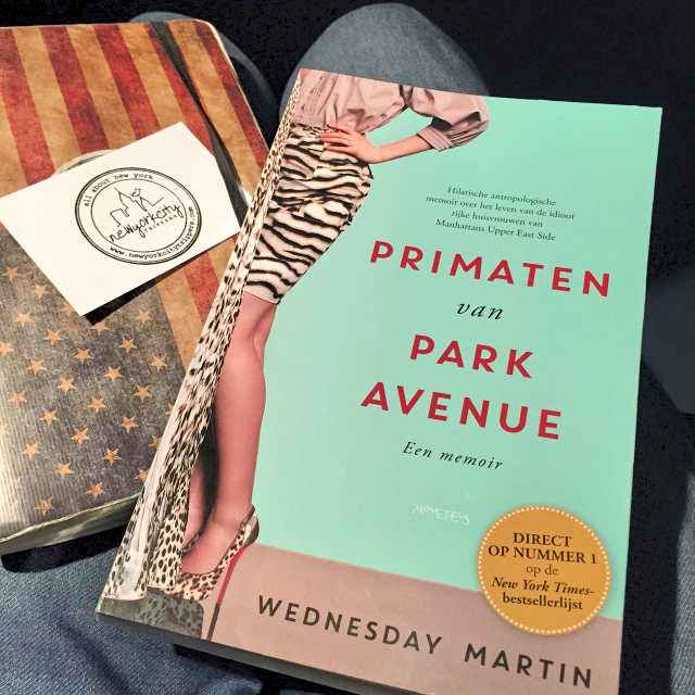 Primates of Park Avenue by Wednesday Martin