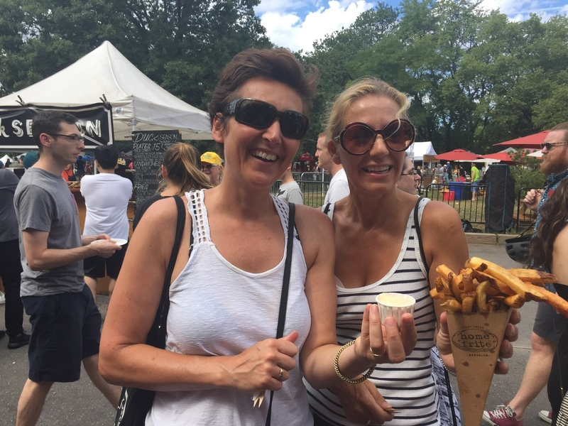 Newyorkcitytrippers at Smorgasburg Prospect Park Brooklyn