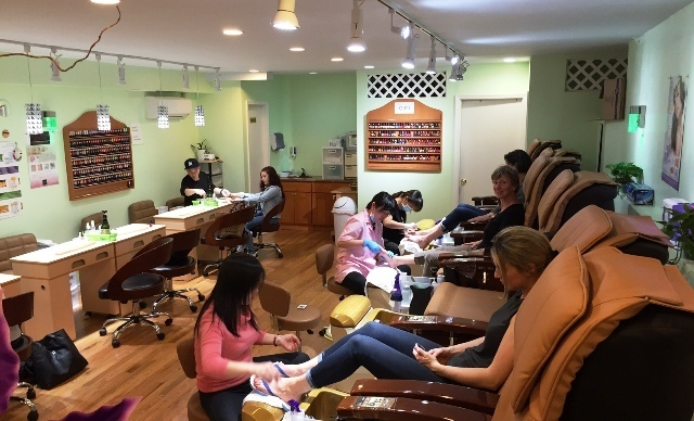 Newyorkcitytrippers at Orchard Street Nail and Spa