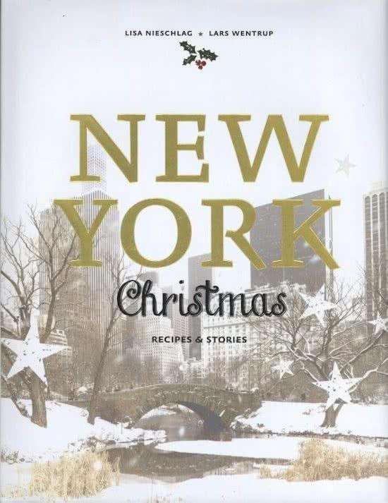 New York Christmas cookbook