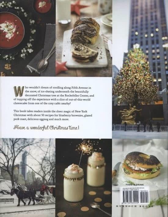 Cookbook New York Christmas