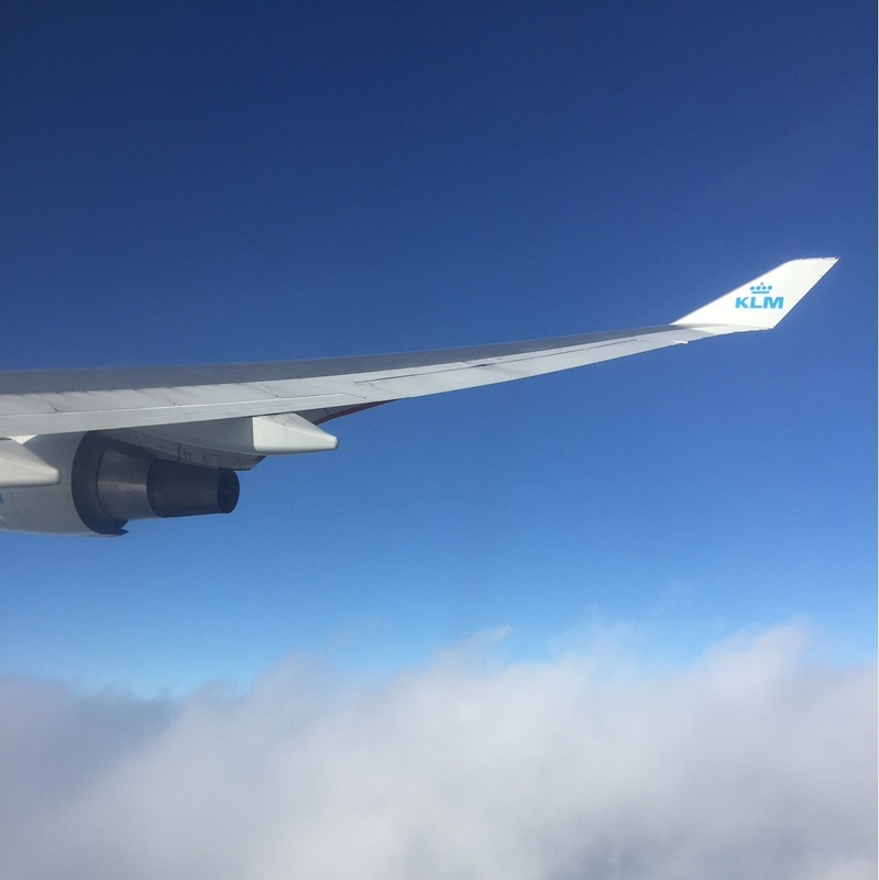 The Sky is the Limit - KLM Werelddealweken