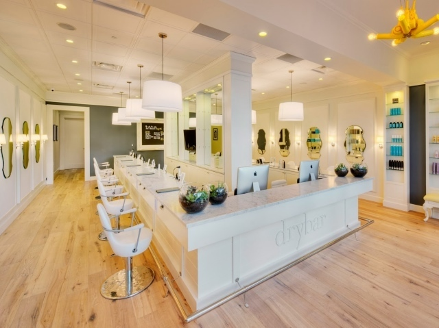 Blow dry at the drybar in New York City