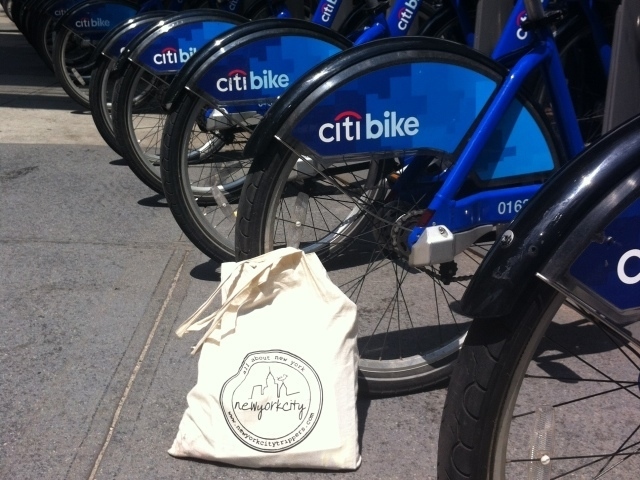 Citibike in New York City