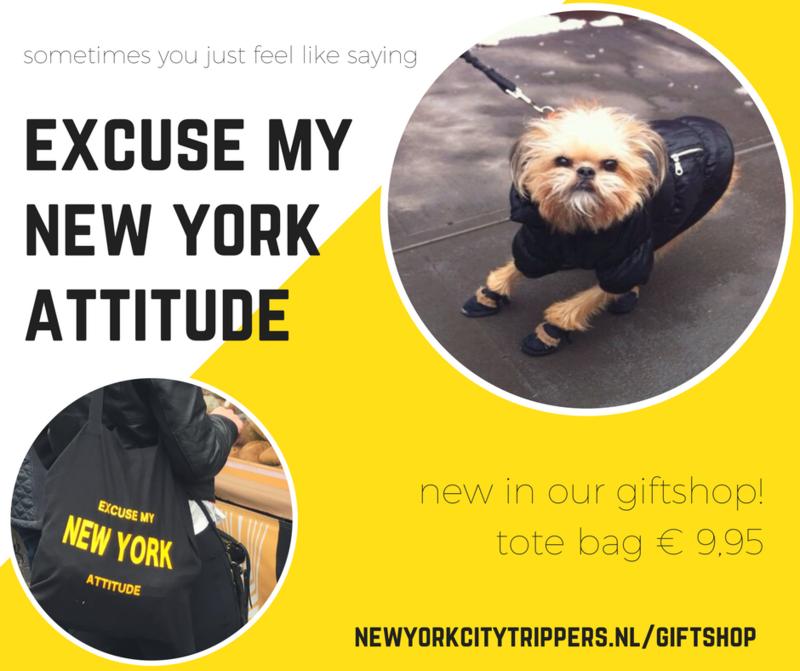Excuse my New York attitude