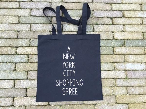 Tas voor een shopping spree