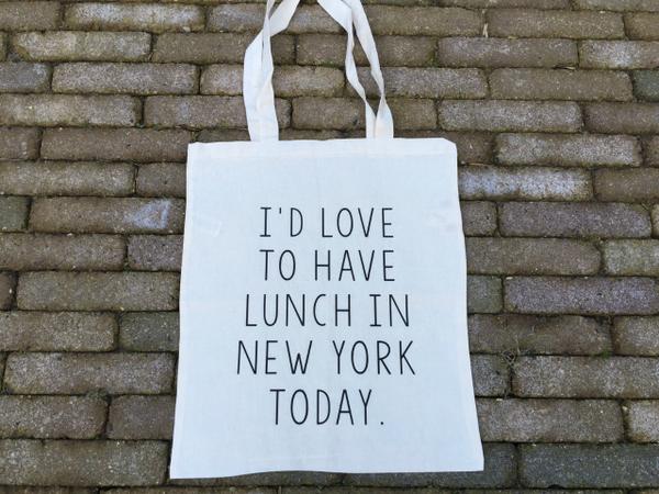 Lunchtime doggiebag