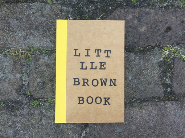 Notitieboekje Little Brown Book